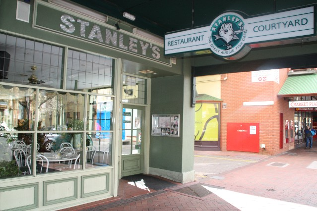 Stanley's The Great Aussie Fish Cafe Adelaide