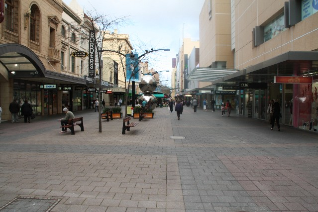 Jewellery stores adelaide rundle mall webcam
